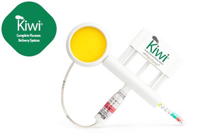 Kiwi Vacuum Delivery System - Logo & Product Image