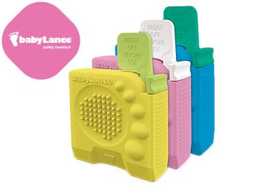 babyLance Safety Heelstick - Clinical Innovations